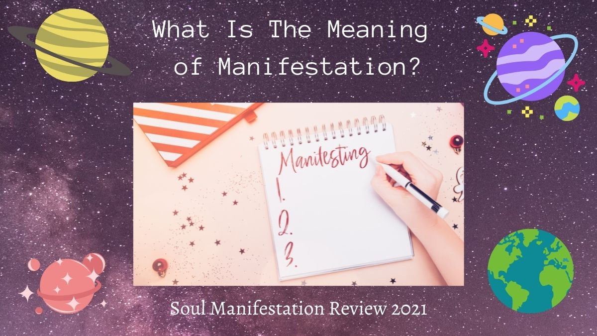 what is the meaning of soul manifestation